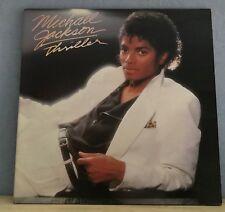 MICHAEL JACKSON Thriller 1982 UK vinyl LP Record  Excellent Condition original g
