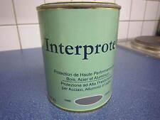 BATEAU-ACCASTILLAGE-INTERPROTECT-AKZONOBEL-PRIMAIRE EPOXYDIQUE-563ML-GRIS-NEUF