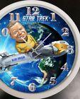 William Shatner Space travel clock