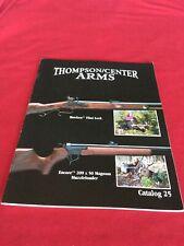 Thompson Center Arms Contender TC Catalog # 5 11 Hawken TCR Carbine 7