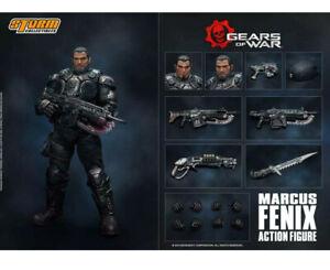 Gears of War 5 Action Figure 1/12 Marcus Fenix 16 cm - new