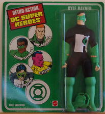 KYLE RAYNER Retro Action Figure, Mattel, 2010, DC Super Heroes,more AF in store