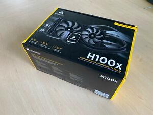 Corsair Hydro Series H100x CPU-Wasserkühlung - Schwarz