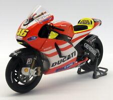 Minichamps Escala 1/12 122 100146 DUCATI Desmosedeci Valentino Rossi en 11