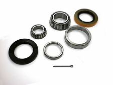 "5200# Bearing Axle Kit 25580+ LM67048 1.25"" Bearing Trailer Wheel & Mobile Home"