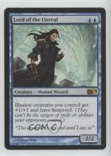 2011 Magic: The Gathering - Core Set: 2012 #62 Lord of the Unreal Magic Card n5i