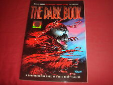 THE DARK BOOK Wizard Comic Book Villains - Carnage Cover 1994 VF