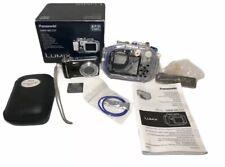 Panasonic Lumix DMW-MCTZ7 Marine Camera Case Waterproof  130ft/40m w/Camera