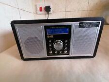 Tesco DAB/FM Digital Radio Alarm Clock DAB-109FD