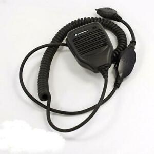 Motorola NSN6066 iDEN Remote Speaker Microphone PTT ⚡ Fast Shipping! ⚡