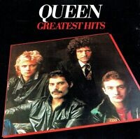 (CD) Queen ‎– Greatest Hits - We Will Rock You, We Are The Champions, Flash,u.a.