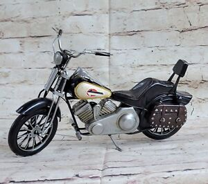 Jayland USA handmade motorcycle type 1942 Indian Bike - scale ± 1:10 Decoration