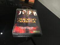 Codice Omega DVD Michael Ironside Michael York Casper VA Sealed Sigillata Nuovo