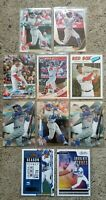 Mookie Betts 10 Card Topps & Panini Lot Los Angeles Dodgers Boston Red Sox