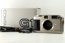 【NEAR MINT IN BOX!!】Contax G1 35mm Rangefinder Film Camera Body Only from Japan
