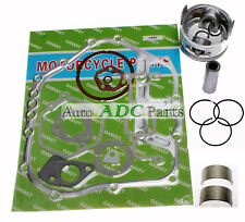 Piston & Gaskets & Bearing For Yanmar Diesel Engine & Generator L100 186F 10HP