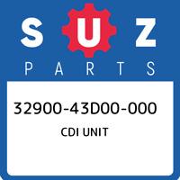 32900-43D00-000 Suzuki Cdi unit 3290043D00000, New Genuine OEM Part