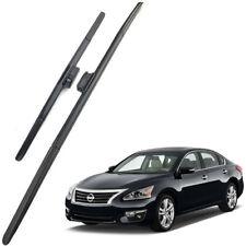 Genuine OEM Front Windshield Wiper Blades Fit For 2013-2018 Nissan Altima Sedan