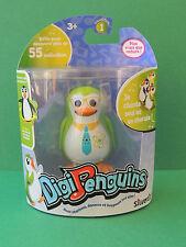 DIGIPenguins QUINN green My Digi-friend Pet figure penguin Pingouin - Silverlit