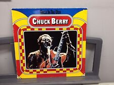 "Chuck Berry-Back In The USA 12"" LP Time Wind Rock 1983 German Press Vinyl Mint"