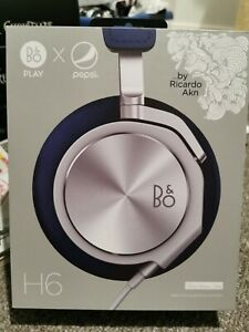 Bang & Olufsen H6 Live For Now Limited Edition, New Still In Box