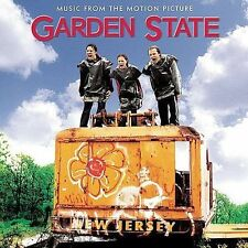 Garden State Original Motion Picture Soundtrack CD VG Condition
