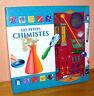 Les Petits Chimistes - Livre Atelier - PORT GRATUIT
