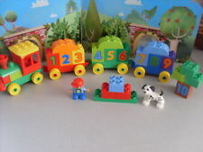 LEGO DUPLO NUMBERS TRAIN SET - COMPLETE