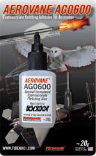 Firenock Aerovane glue Ag0600 Precision Fletching (Acetone dissolvable)