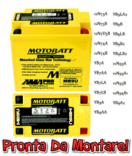 Motobatt Batteria Sigillata Attiva 12V 11Ah CAGIVA Roadster 94-97 125