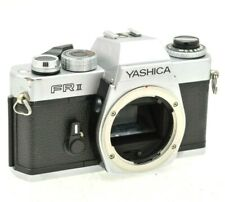 Yashica FR II 35mm SLR Film Body - Great condition - Working but Counter Faulty