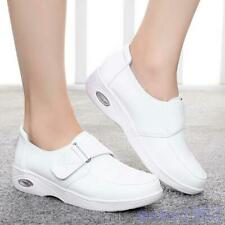 Womens Sport White Skidproof Nursing White Shoes Hospital Footware Work Shoes