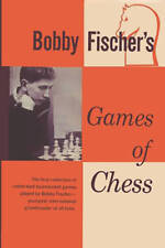 Bobby Fischer's Games of Chess (Chess Book)
