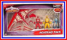 Power Rangers Ninja Storm _ Wind Academy Pack Figure Set  _ (MIB) * RARE *