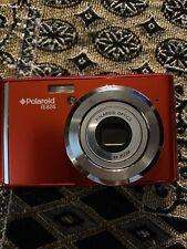 Polaroid IE826 18 MP Optical Zoom Digital Camera - Red