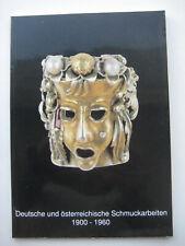 Deutsche und österreichische Schmuckarbeiten  Zezschwitz Dry Katalog Ketterer