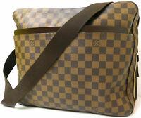 LOUIS VUITTON Damier Ebene Dorusoduro Shoulder Bag N45251 LV Crossbody Messenger