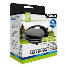 AQUAEL OXYBOOST 200 Plus Acquario Ventilatore pompa-aria POMPA PER ARIA Membrana