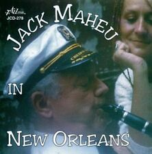 Jack Maheu - In New Orleans [New CD]