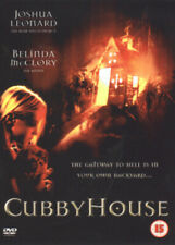 Cubby House DVD (2001) Joshua Leonard, Fahey (DIR) cert 15 Fast and FREE P & P