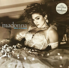 MADONNA ‎- LIKE A VIRGIN (LP) (VG/VG-)