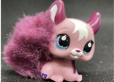 Littlest Pet Shop Authentic Lps No# Pink Mystery Chinchilla Blue Eyes