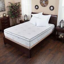 Aloe Gel Memory Foam 13-inch King-size Pillow Top Mattress