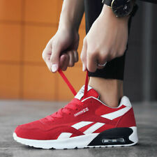 Men's Shoes Sports Running Casual Trainers Jogging Athletic Tennis Sneakers Gym