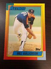 1990 Topps Traded Bill Gullickson Houston Astros 34T