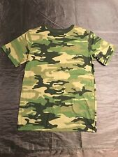 Cherokee Boys' Camo T-Shirt Size: Youth Large Excellent Condition Camouflage