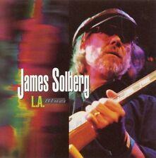 JAMES SOLBERG - L.A. BLUES - CD - 1998