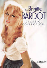 The Brigitte Bardot Classic Collection (DVD) NEW Night Heaven/Don Juan/Plucking
