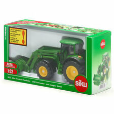 SIKU 3652 John Deere Tractor with Front Loader 1:32 Model Farm Toy