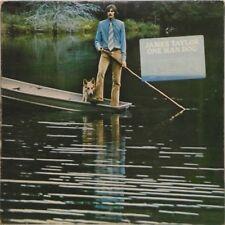 JAMES TAYLOR ONE MAN DOG' UK LP ORIGINAL 1972 A1/B1 MATRIX